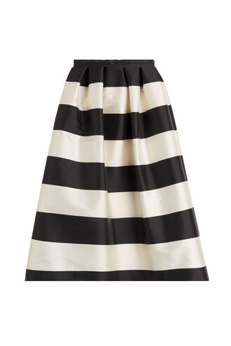 skirt midi skirt midi stripes