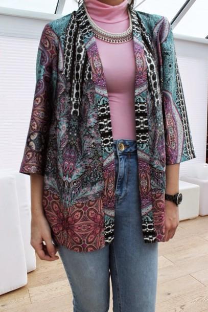coat kimono
