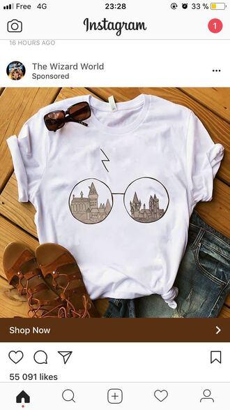 shirt harry potter clothes instagram