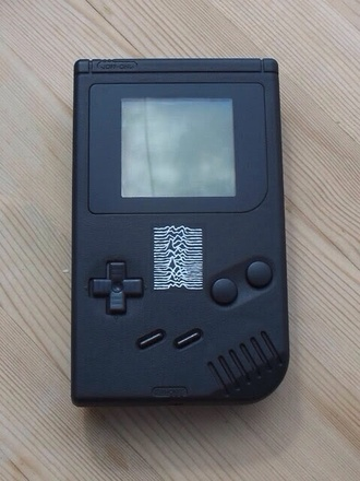 joy division game boy