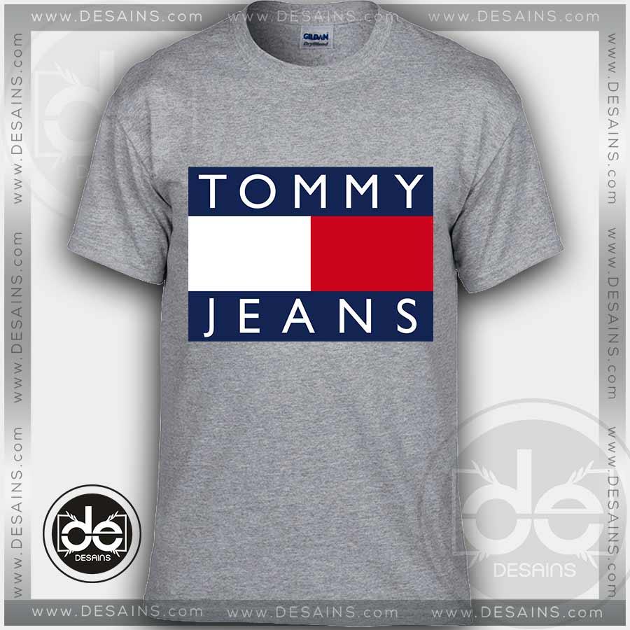 Buy Tshirt Tommy Hilfiger USA Jeans Tshirt mens Tshirt womens