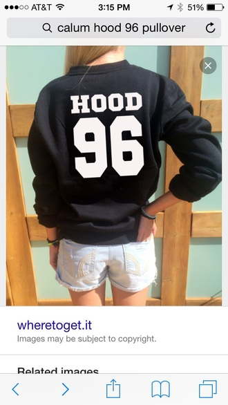 sweater calum hood