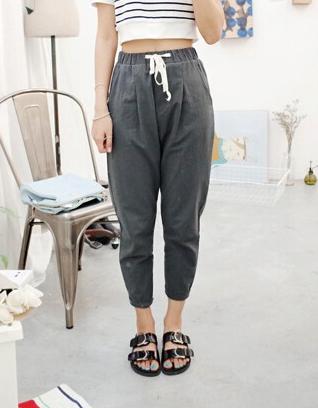 The high waist sporty pants