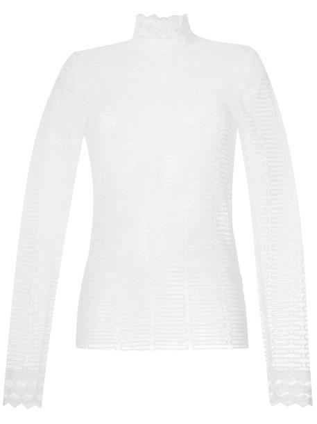 Hofmann Copenhagen top women lace white