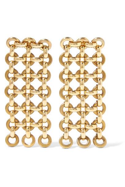 Laura Lombardi - Gold-tone Earrings