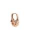 Rose-gold earring
