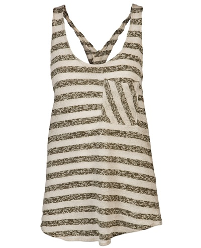 Shipley & Halmos Catalina Twisted Back Tank -  - Farfetch.com