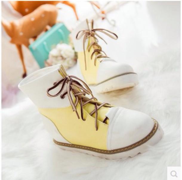 shoes kawaii shoes