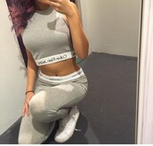 jeans,calvin klein,one piece,outfit,grey,white,crop tops,top,shirt,t-shirt,dress,shoes,sneakers