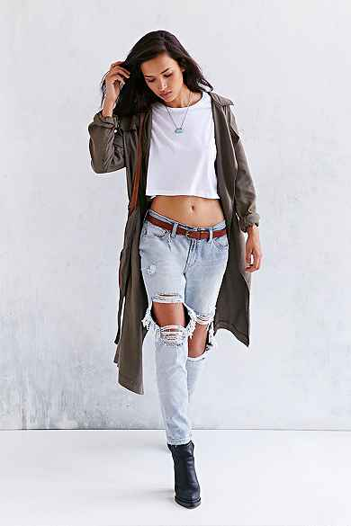 Destroyed Denim | Jeans | Womens - Urban Outfitters