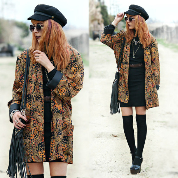 Jacket pattern vintage dress patternlayer winter outfits indian colorful retro layer ...