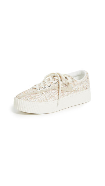 sneakers cream shoes
