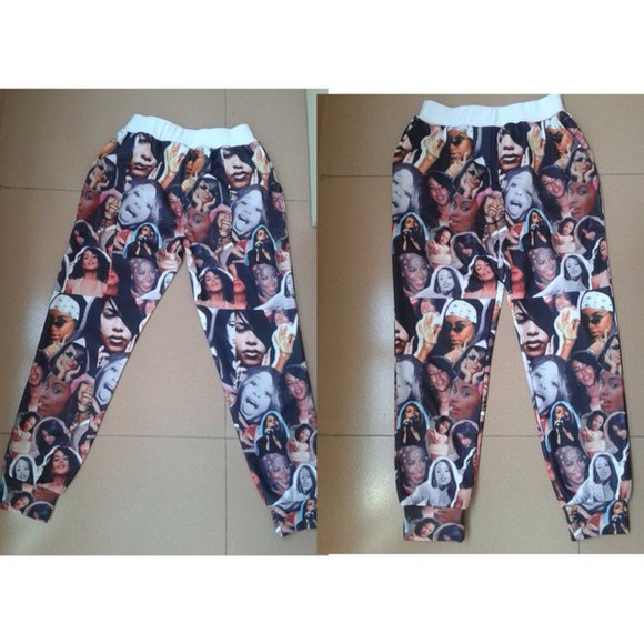 sweatpants zendaya fashion exclusive gvmbinoco fresh teyana taylor dope cute los angeles