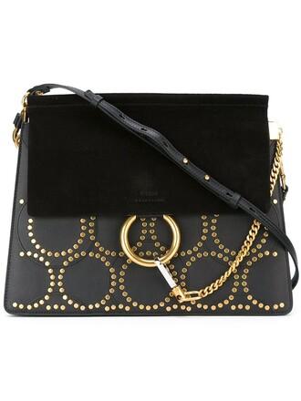 bag shoulder bag black