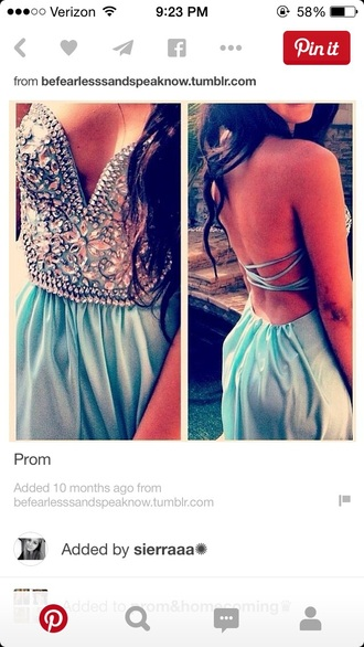 dress prom sparkly pretty dress green emerald jewels sparkly dress