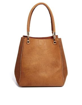 New Look | New Look Soft Side Tote Bag at ASOS