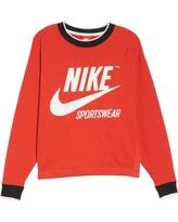 76239e087 Nike Nike Women's Sportswear Archive Crewneck Sweatshirt, Size: Small, Blue  from DICKS Sporting Goods | ShapeShop