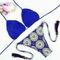 Aliexpress.com: comprar 2016 new tropical crochet bikini traje de baño brasileño atractivo del bikiní brasileña biquini bañador del traje de baño de trajes de baño de baño fiable proveedores en fashion smell