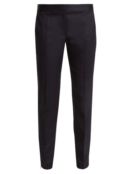 Stella McCartney wool navy pants