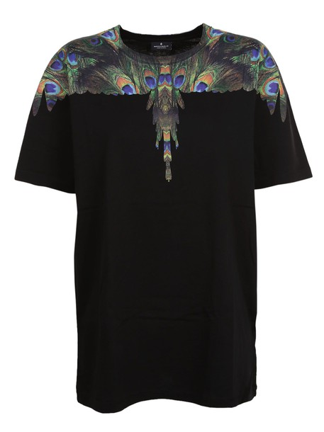 Marcelo Burlon t-shirt shirt t-shirt black top