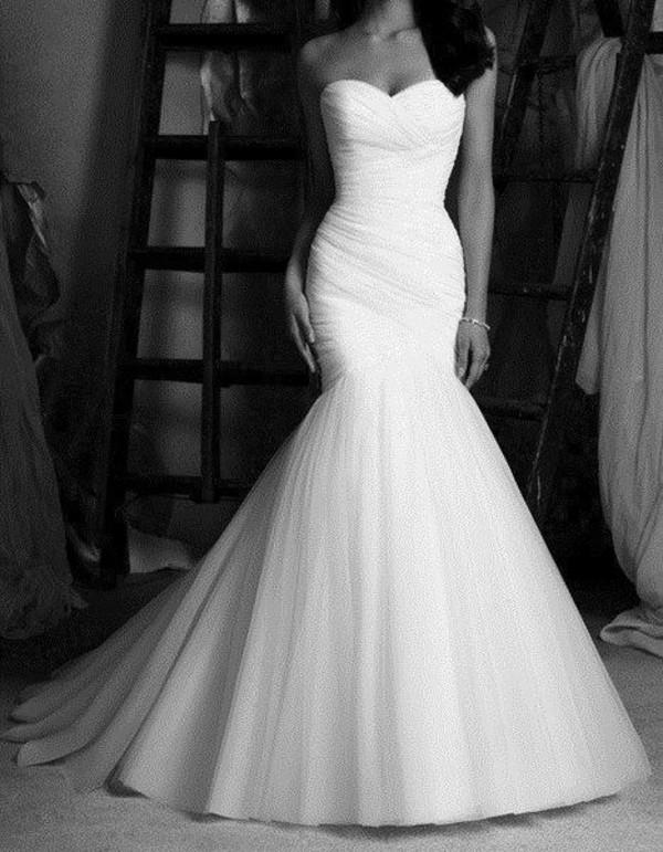 dress wedding wedding dress white bride