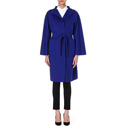 MAX MARA - Lilia cashmere wrap coat | Selfridges.com