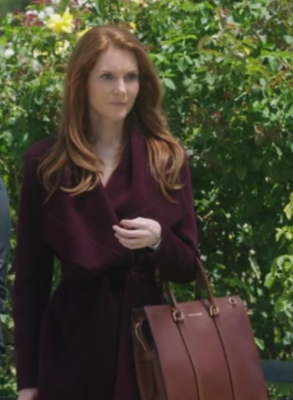 darby stanchfield coat scandal
