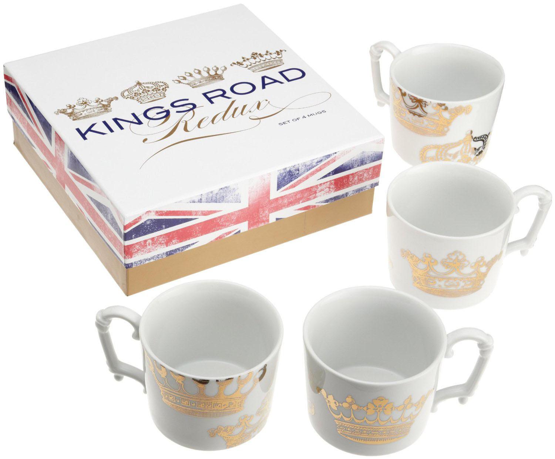 Kings Road Redux Mugs