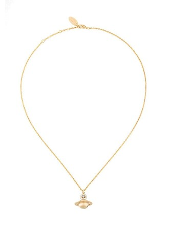 metallic women necklace pendant jewels