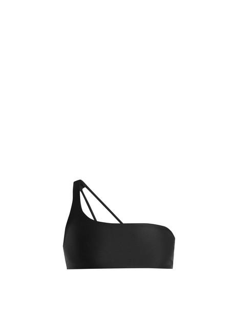 JADE Swim bikini bikini top black swimwear