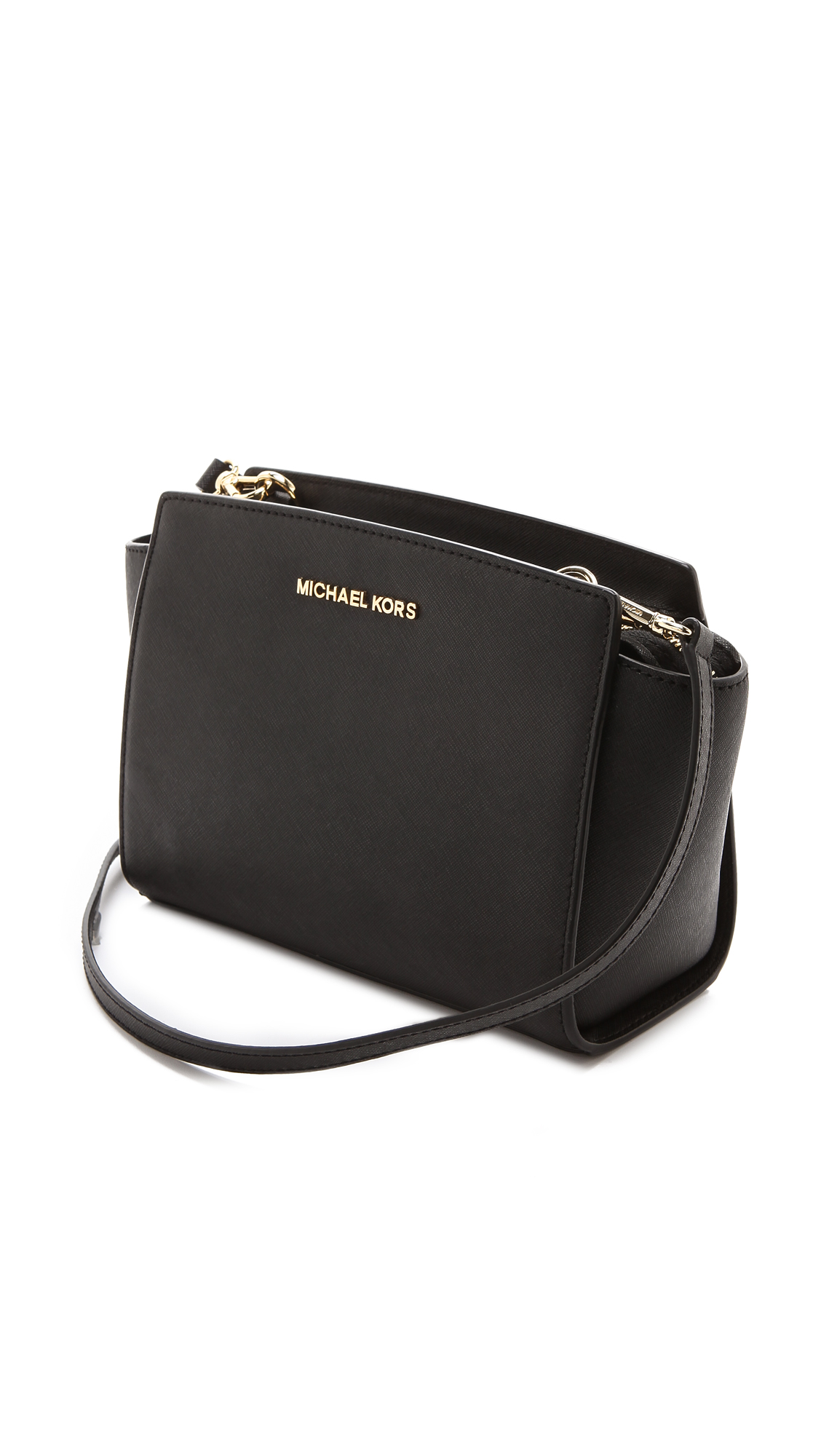 MICHAEL Michael Kors Selma Medium Messenger Bag | SHOPBOP