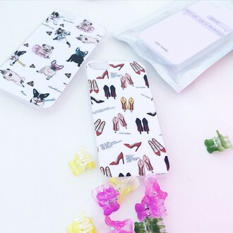phone cover yeah bunny iphone pugs casual dog print