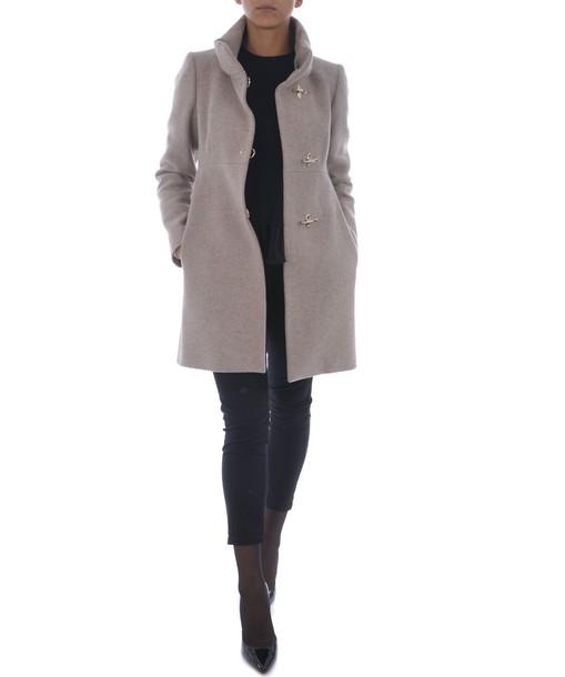 FAY coat beige