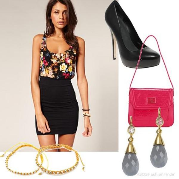 dress shoes bag jewelry
