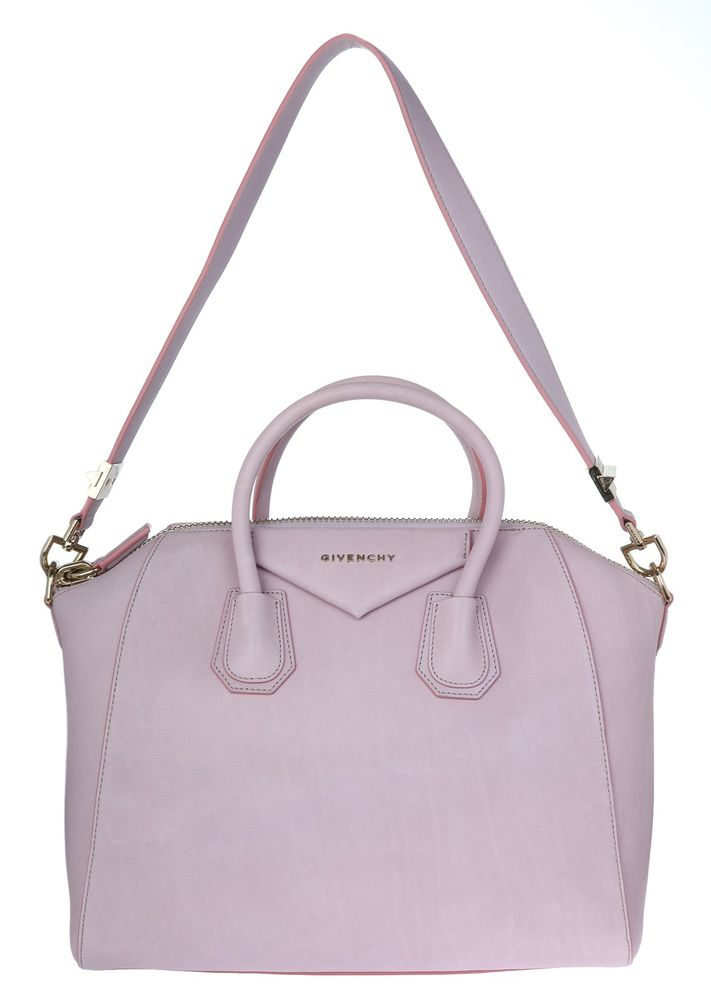 Givenchy Women Leather bag Antigona Medium Rose GIV054