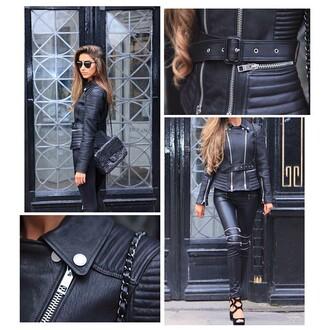 jeans maniere de voir leather leggings leggings zara black style biker jean biker legging biker leggings