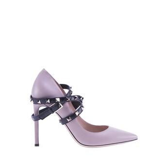 rose black shoes