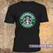 Starbucks logo t-shirt - teenamycs
