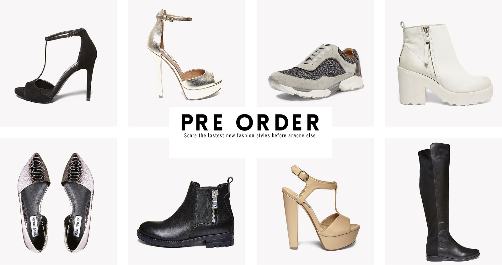 Shop Steve Madden Shoes, Steven by Steve Madden and Madden Girl: STEVE MADDEN