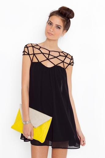 Dare you dress in  clothes dresses at nasty gal