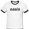 Oasis ringer shirt