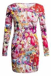 dress,barbie dress,bag,brasletes,strapless dress,sleeveless dress,aztec,aztec dress,coral dress,summer dress,tribal pattern,colorful,pink,blue dress,pink dress,print,patterned dress,strapless,blue printed dress,blue,patterened dress,cobalt,fringed bag,purse