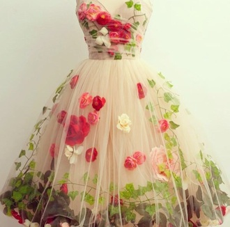 dress floral dress beautiful dresses