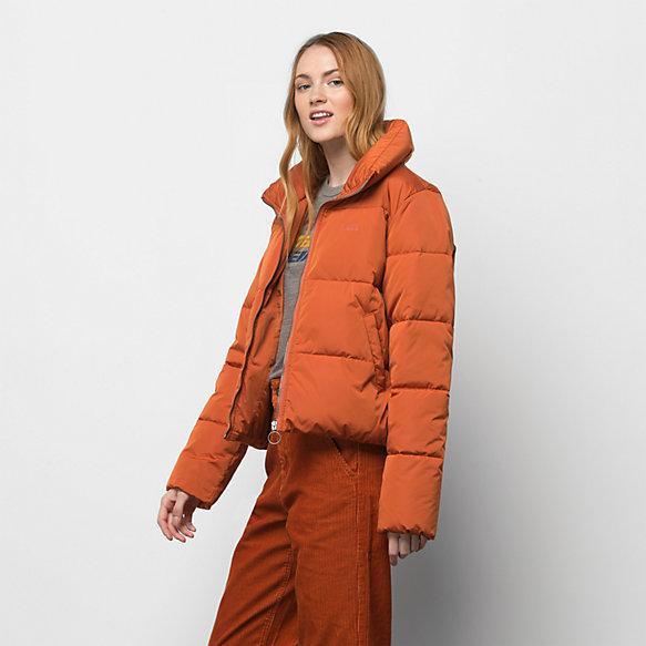 Foundry Puffer Jacket MTE | Shop Womens Jackets At Vans