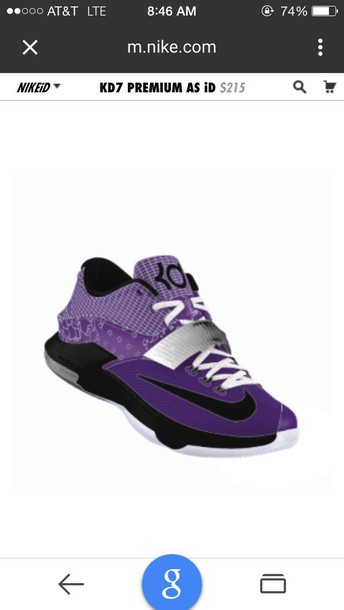 shoes nike kd7
