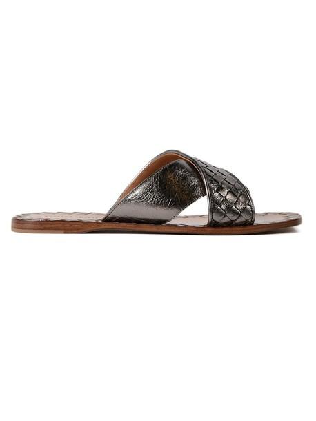 Bottega Veneta leather shoes