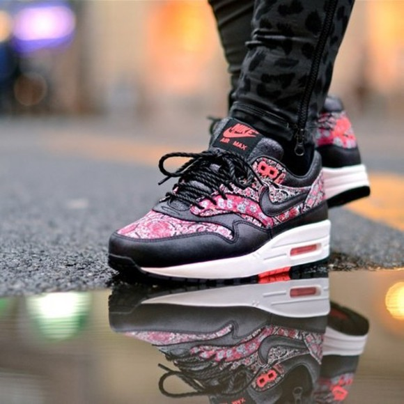shoes liberty nike air max 1