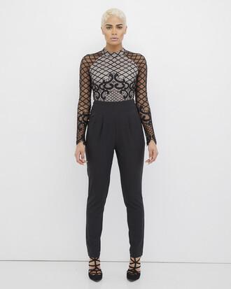 pants black black pants high waisted high waist pants black high waist pants