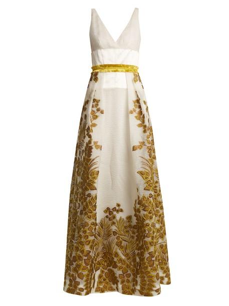Amanda Wakeley gown white dress
