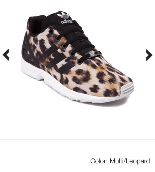 Adidas Zx Leopard Sneakers